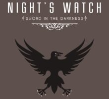 Night's Watch Tee T-Shirt