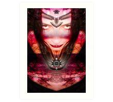 Charmers Trance Art Print