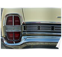 68 Galaxie Poster