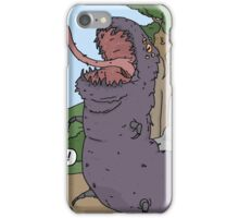 Rumors of my death were greatly exaggerated, and spread by me. iPhone Case/Skin