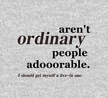 ordinary people Unisex T-Shirt