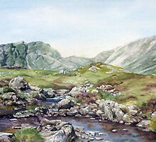 Coire Lair Wester Ross,  by Joyce Grubb