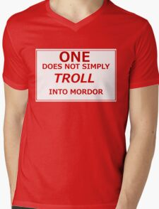Troll into Mordor T-Shirt