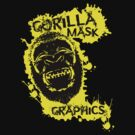 Gorilla Mask Graphics logo  by gorillamask