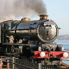 King Class Loco 6024 by Tony Steel