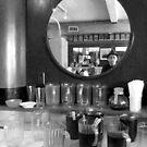 Coffee tea or me by George Salazar
