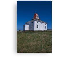 Original Cape Spear Lighthouse Canvas Print