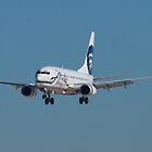 N609AS Alaska Airlines Boeing 737-790 by Henry Plumley