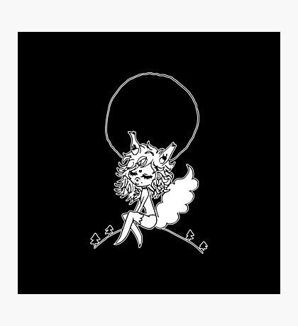 ▴ werewolf ▴ Photographic Print