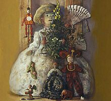 My favorite dolls. by zinakorotkova