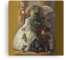 My favorite dolls. Canvas Print