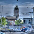 Ballarat Town Hall from Armstrong St by macinverts