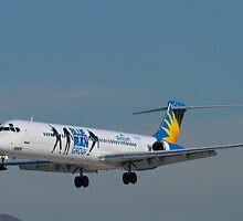 N405NV Allegiant Air McDonnell Douglas DC-9-83 by Henry Plumley