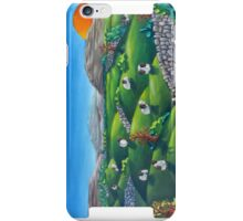 Burren Sheep iPhone Case/Skin