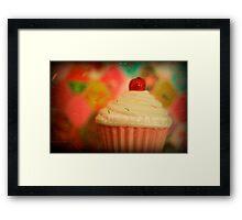 Cuppycake Framed Print