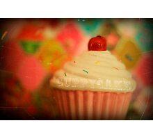 Cuppycake Photographic Print