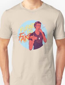 Moriarty was FAKE Unisex T-Shirt
