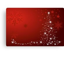 Merry Christmas for Everyone Canvas Print