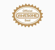 Official Awesome Seal Unisex T-Shirt