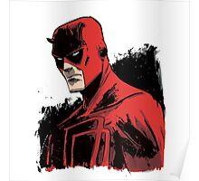 Daredevil Superhero Poster