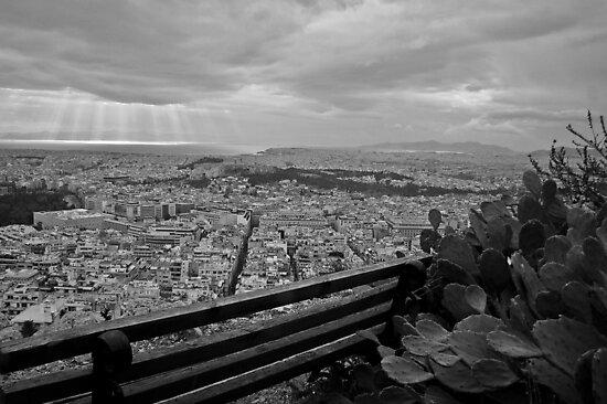 Athens by Nick Gourgouras