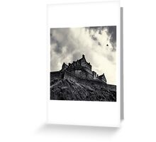 Castle Rock Redux Greeting Card