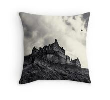 Castle Rock Redux Throw Pillow