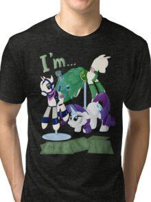 I'm... Rarity Tri-blend T-Shirt