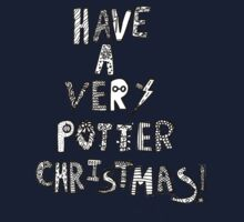 HAVE A VERY POTTER CHRISTMAS One Piece - Short Sleeve