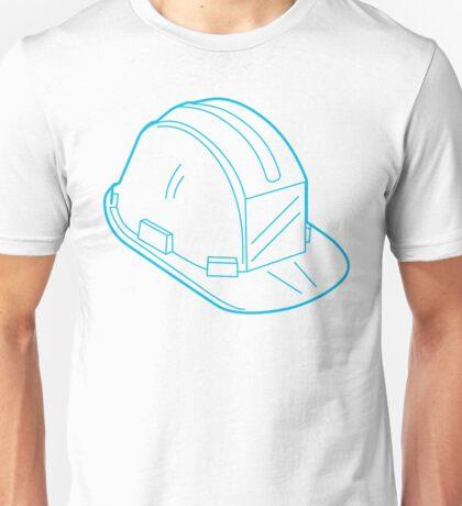 Constructors helmet / hard hat Unisex T-Shirt