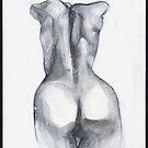Lust Idol (back) by Derek Shockey
