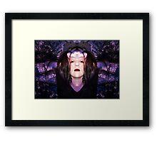 Your Fascination Framed Print