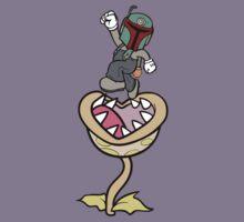 Super Bobio & the Sarlacc Plant Kids Clothes