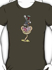 Super Bobio & the Sarlacc Plant T-Shirt