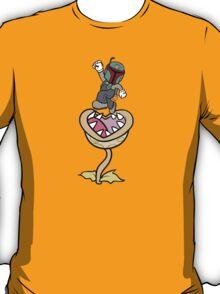 Super Bobio & the Sarlacc Plant T-Shirt