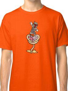 Super Bobio & the Sarlacc Plant Classic T-Shirt