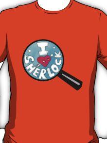 I HEART SHERLOCK T-Shirt
