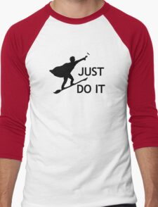 Just Do It Men's Baseball ¾ T-Shirt