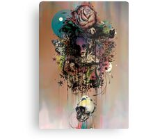 Fauna and Flora Metal Print