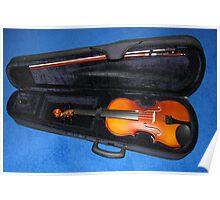 My Violin Poster