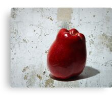 Red Delicious Apple Canvas Print