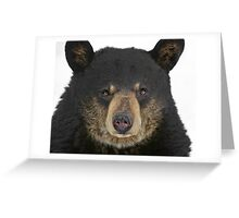 Bear and Grin it Greeting Card
