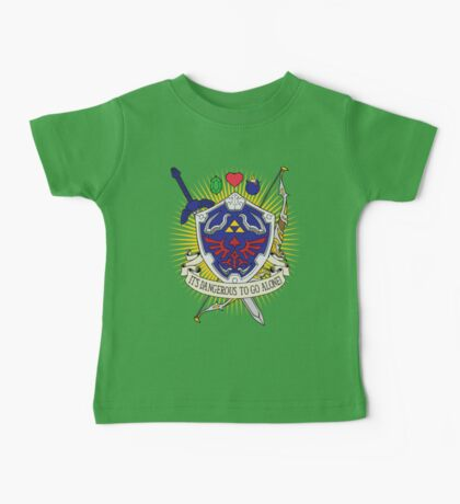 It's dangerous to go alone! Baby Tee