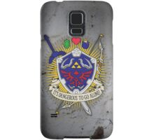 It's dangerous to go alone! Samsung Galaxy Case/Skin
