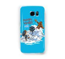 Calvin And Hobbes snow-wars Samsung Galaxy Case/Skin