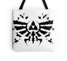 Hyrule Rorschach Tote Bag