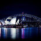 Sydney Harbour Bridge | 2011 by RedDash