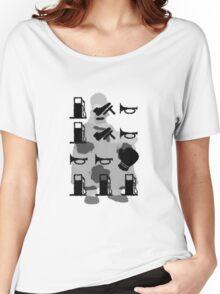 Gas, Brake, Honk Women's Relaxed Fit T-Shirt