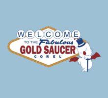 Fabulous Gold Saucer Kids Clothes