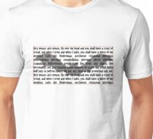 Batwords Unisex T-Shirt